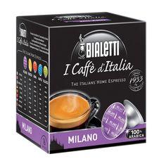 Bialetti I Caffe d'Italia Milano Espresso Capsules - 16-pk., Multicolor