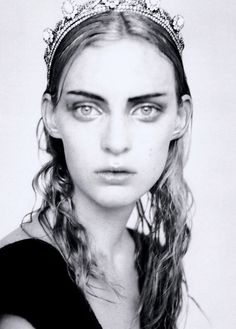 """""""Renaissance"""" photographed by Paolo Roversi for Vogue Italia"""