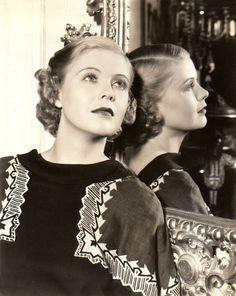 screengoddess:  Jean Muir 1934