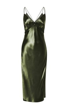 The only place to preorder Alexander Wang Pre-Fall 2015 collection. Bias cut slip dress