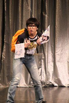 アイドルミュージカルがもたらす可能性――『AKB49~恋愛禁止条例~』SKE48単独公演レポート http://nikkan-spa.jp/817135 オタから動物、男子高校生など多数の役を演じきった佐藤すみれ