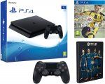 Playstation 4 Slim 1TB plus extra controller and Fifa 17 with Steelbook 329.99 @ Amazon