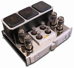 """Cayin - A-88T, High End Tube Amplifier"" !"