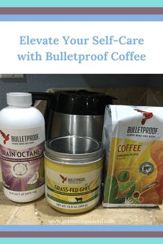 Bulletproof coffee h
