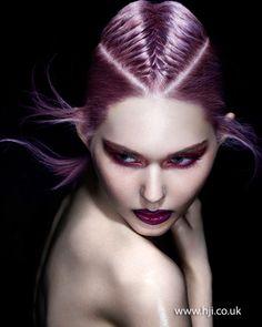 2014 purple braided crown - Hairstyle Gallery