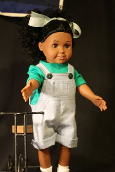 American Girl Doll Cover All set by PrairieWindGirls on Etsy, $25.00