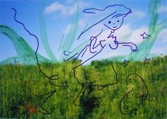 She Jumps by Rei Sato - Contemporary Japanese Art Collection by Jean Pigozzi