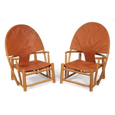 Hoop Lounge Chairs by Piero Palange and Werther Toffoloni