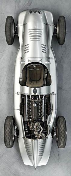 Auto Union Type D - 1938