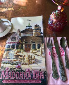 MADONNA INN COPPER CAFE- SAN LUIS OBISPO, CA