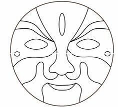 free printable african masks you might also be interested in