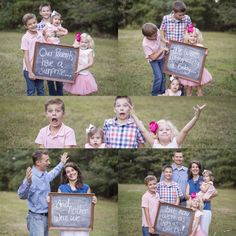 Surprise 5th pregnancy announcement.   @askmmp Morgan Mechling Photography