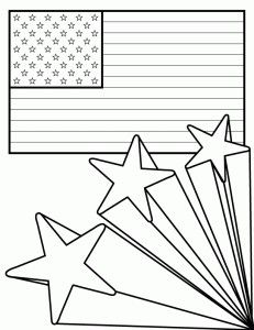 memorial day 4th july coloring page kids painting projects painting for kids coloring