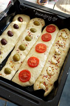 Μπαγκέτες χωρίς Ζύμωμα Food Network Recipes, Cooking Recipes, The Kitchen Food Network, Baguette Bread, Bread Machine Recipes, Greek Recipes, Candy Recipes, Sauce Recipes, Pain
