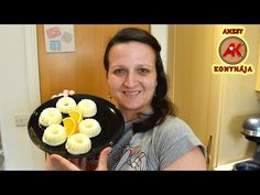 Puding készítése - SÜTÉS KEZDŐKNEK / Anzsy konyhája - YouTube Puding, Minion, Muffin, Eggs, Breakfast, Youtube, Food, Breakfast Cafe, Muffins
