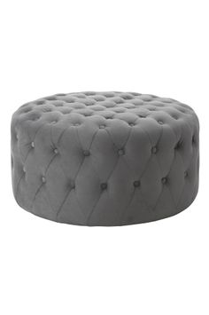 Love this sit puff. Would look great both in the living room and bedroom Bedroom Inspiration Cozy, Bedroom Ideas, My Room, Ottoman, New Homes, Living Room, Interior Design, Chair, Furniture