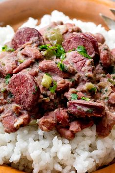 Red Beans and Rice Recipe - NYT Cooking