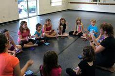 Great, short list of dance activities/games. The Dance Buzz: Dance Games, Part 1
