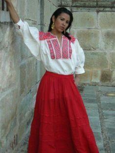blusa Oaxaquena