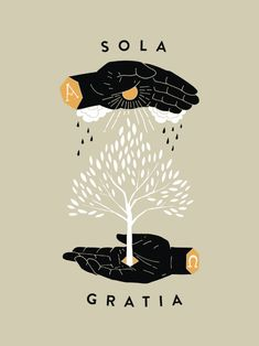 Sola Gratia, 2017 by Scott Erickson on Curiator, the world's biggest collaborative art collection. Christus Tattoo, Reformation Day, Protestant Reformation, 5 Solas, Sola Scriptura, Cute Captions, Stippling Art, Reformed Theology, Christian Wallpaper