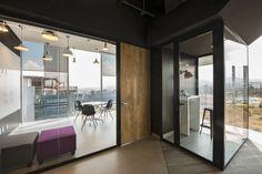 Publicis Groupe - in Paris, France #largeoffice #commercialspaces #commercialinteriors #design #flooring