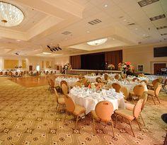Reception ballroom picture