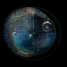 ourlittlesecretlust: Data visualization by Tatiana. ourlittlesecretlust: Data visualization by Tatiana Plakhova. Op Art, Arte Tribal, Ravenclaw, Data Visualization, Art Plastique, Sacred Geometry, Les Oeuvres, Mystic, Concept Art