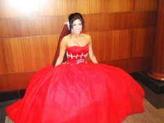 """Chicago Bulls Wedding Gown @ Complete Bridal, 12 East Main Street, East Dundee, Il., 60118.  224-699-9242 featured on TV """"Best In Bridal"""" on FYI.TV!  Facebook Fan Page: Best in Bridal."""