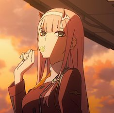 Pin by Mặc Tử on Zero Two | Darling in the franxx, Anime ...