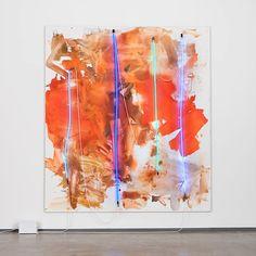 Artwork by @maryweatherford - - - #picdit #painting #artist #artcall #artnow #artaddict #artpainting #painter #oilpainting #modernart #artlover #photoart #designspiration #behance #thedesigntip #neon #neonart