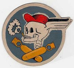 ww2 fighter pilot patch