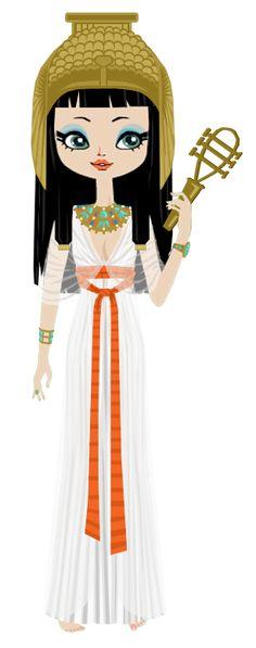 Queen Nefertari by marasop on DeviantArt