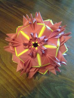 Royal Lily Kusudama