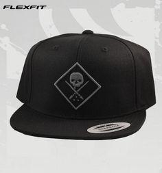 Snapback Hat SULLEN BADGE Black Cap Hats by Sullen  New Era 5c97777f898d