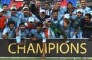 India winning the first T20 world cup , nobody gave India a chance to win it and there they were in the finals against an experienced Pakistan team. And we won it !!