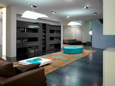 • Art Fabrica * Tappeti Moderni & Contemporanei > Edizione speciale in grande formato del tappeto Hokusai • Art Fabrica * Modern & Contemporary Rugs > HOKUSAI Special Edition, a huge rug made as first mock up for a commercial model