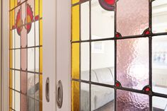 Van, Detail, Home Decor, Style, Cases, Stained Glass Panels, Swag, Decoration Home, Room Decor