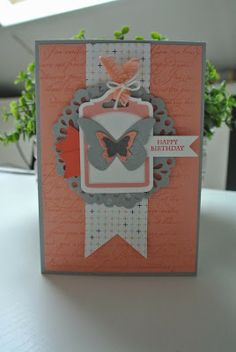 Beautiful Wings, Delicate Doilies, Banner Blast Stampin Up