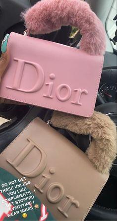 Dior baby <33 Luxury Purses, Luxury Bags, Cute Handbags, Purses And Handbags, Fashion Handbags, Fashion Bags, Cristian Dior, Lunette Style, Sacs Design