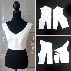 Exceptional sewing hacks are readily available on our internet site. Exceptional sewing hacks are readily available on our internet site. Sewing Paterns, Dress Sewing Patterns, Blouse Patterns, Clothing Patterns, Pattern Sewing, Pattern Draping, Bodice Pattern, Sewing Clothes, Diy Clothes