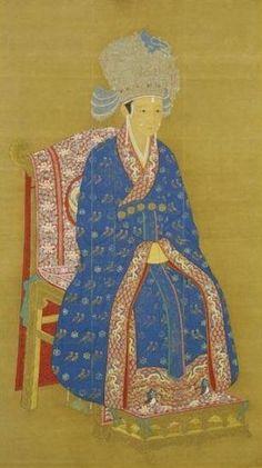 Emperatriz Xiang (!047- 1102) Consorte del Emperador Shenzong