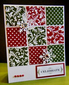Myprincess-peaches Blogspot: Holiday Cards by Lisa Young