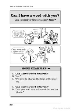 Useful phrases for work and everyday life English Adjectives, English Sentences, English Idioms, English Phrases, Learn English Words, English Lessons, English Language Learning, Spanish Language, Interesting English Words