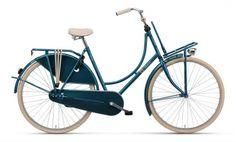 Batavus Old Dutch Plus city bike F56 blue 2016
