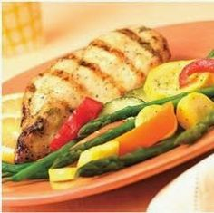 This, That and a Little More: Grilled Lemon Chicken Recipe