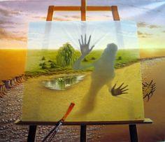 surrealismo, pinturas surrealistas, arte surrealismo, artistas surrealistas, pintores surrealistas, realismo mágico, arte de la fantasía