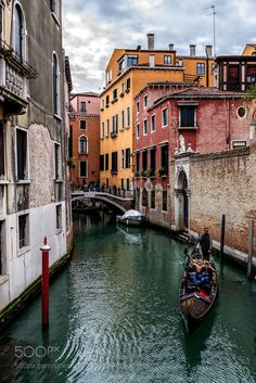 Walking in romantic Venice by exiton3 #architecture #building #architexture #city #buildings #skyscraper #urban #design #minimal #cities #town #street #art #arts #architecturelovers #abstract #photooftheday #amazing #picoftheday