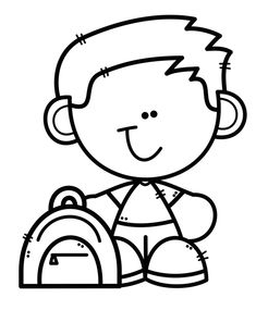 Clipart Black And White, Drawing For Kids, Outline, Coloring Pages, Stamps, Snoopy, Clip Art, Graphics, Drawings
