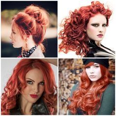 Single Process: Goldwell Topchic 1 part 7OO + 1 part 7KR + 1 part 7RR Glaze: Goldwell Colorance 1 part 6VV 1 part 7OO with Colorance Acid Lotion