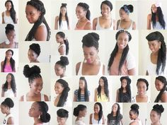 30 Ways to Style Box Braids